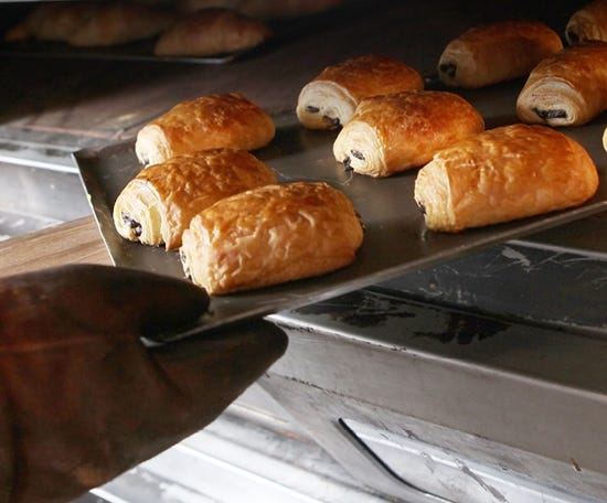 Improve Your Baking Skills With A Masterclass At PAUL These Fun Floury Evenings Help You Get To Grips The Whole Process Of Bread And Pastry Making