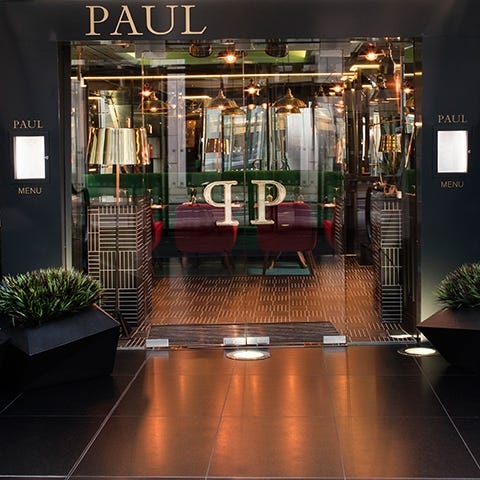LE RESTAURANT DE PAUL IN THE CITY