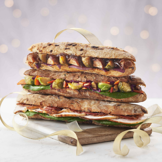 Christmas Sandwiches