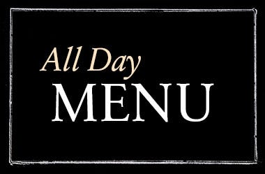 All Day Menu