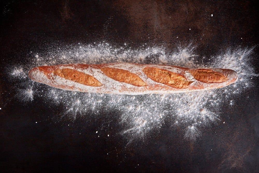 baguette PAUL bread masterclass