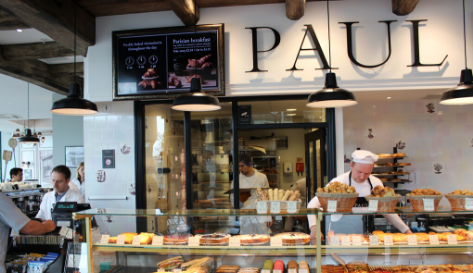 paul uk bakery