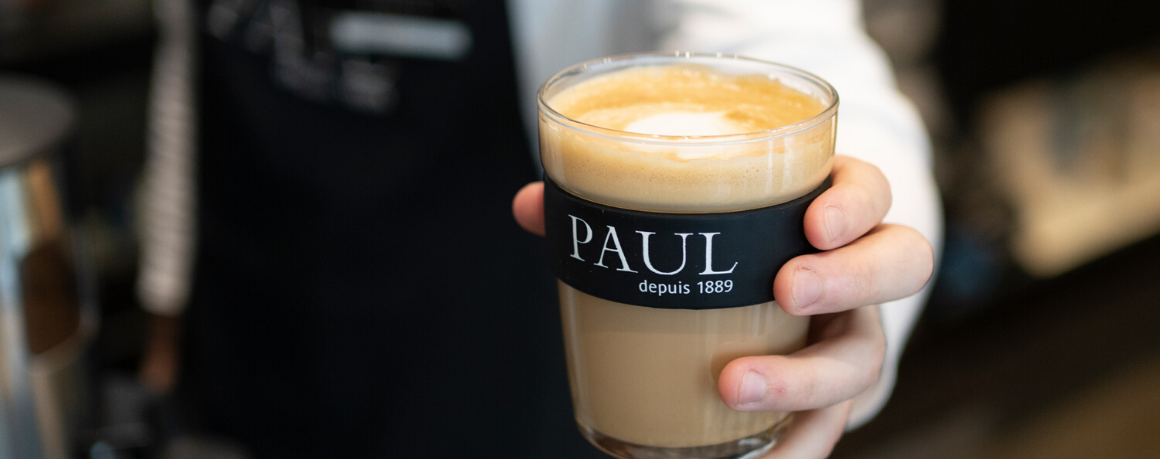 paul coffee cappuccino