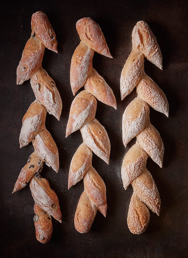 Paul Bread Making Course