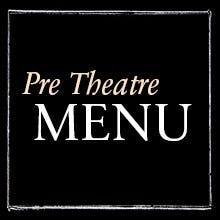 Theatre Menu