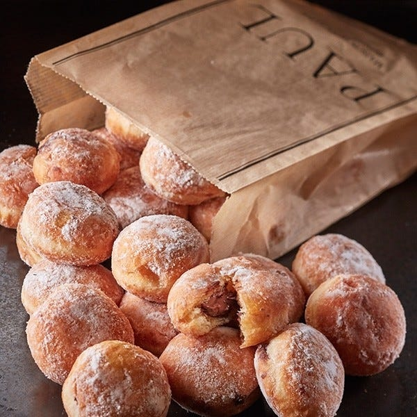 beignet bag